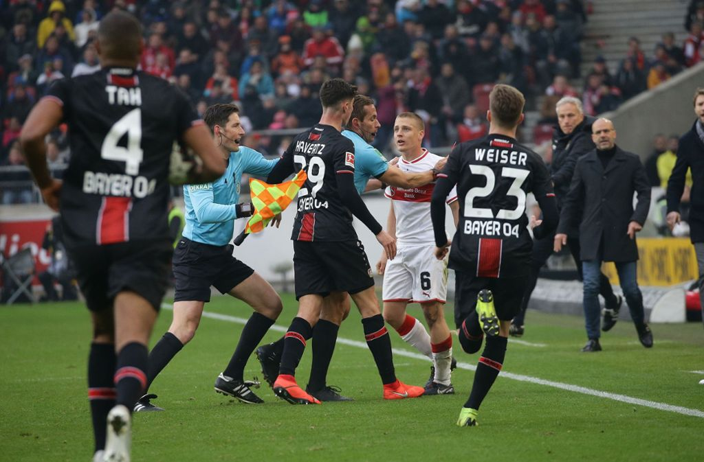 Fussball Bundesliga Das Sind Die Besten Spruche Des 29