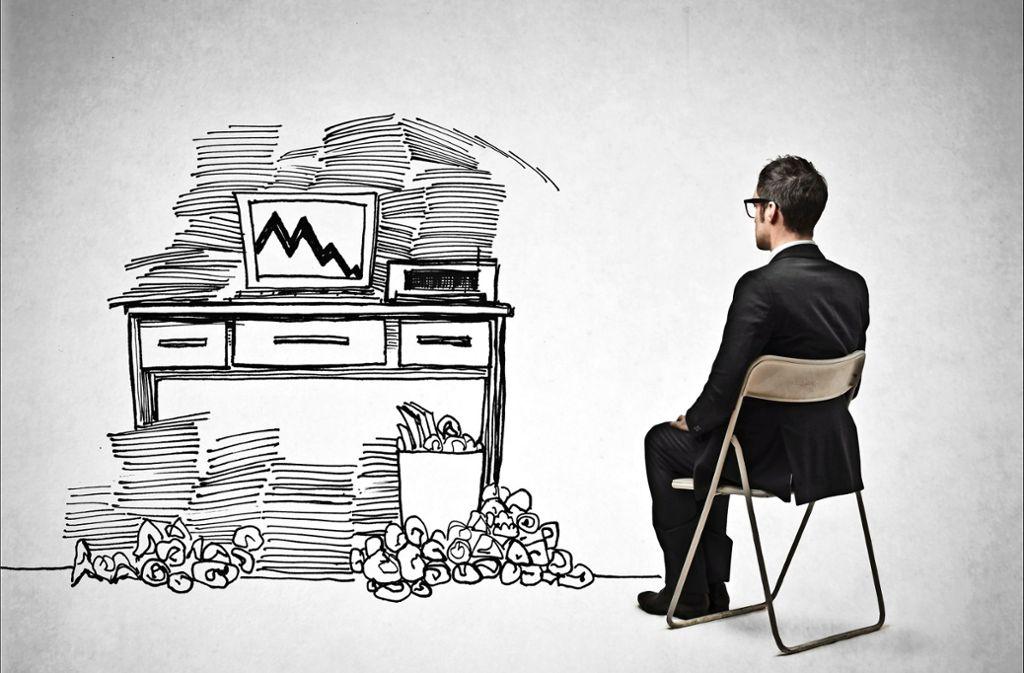 Ordnung Am Arbeitsplatz Sieben Tipps Gegen Das Buro Chaos Wissen