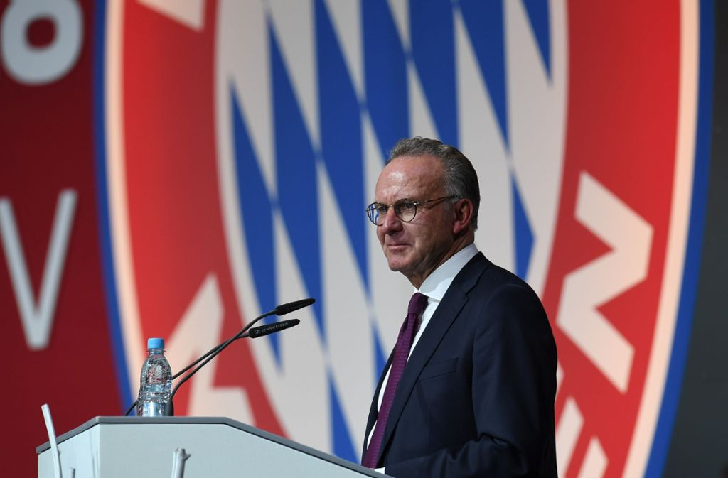 Bayern Stuttgart 2021