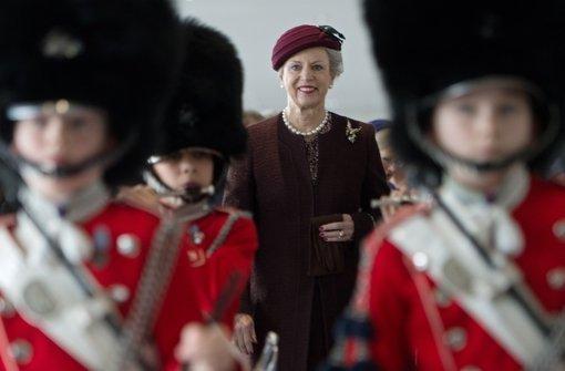 Prinzessin Benedikte zu Dänemark einem Rundgang zur Eröffnung der Reisemesse CMT Foto: dpa