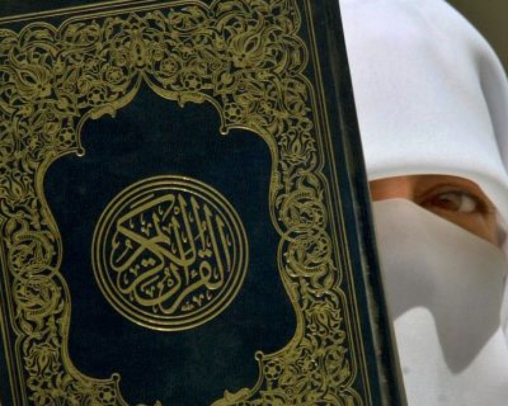islam aus einem Nicht-Moslam Veronica, die die Ukraine datiert