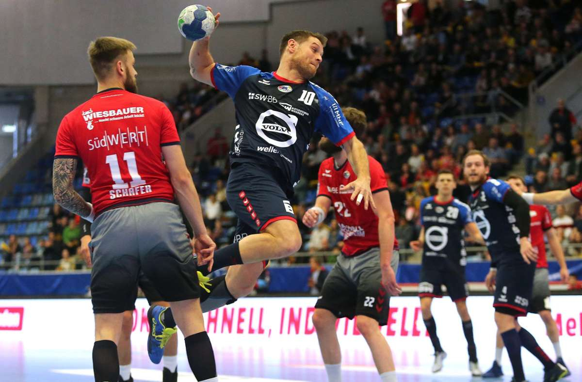 Zweite Handball Bundesliga Liveticker