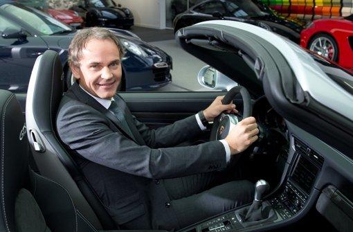 Porsche-Chef fordert bessere Verkehrsregelung
