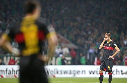 """""""Eine Schande"""": dem VfB droht der Abstieg"""