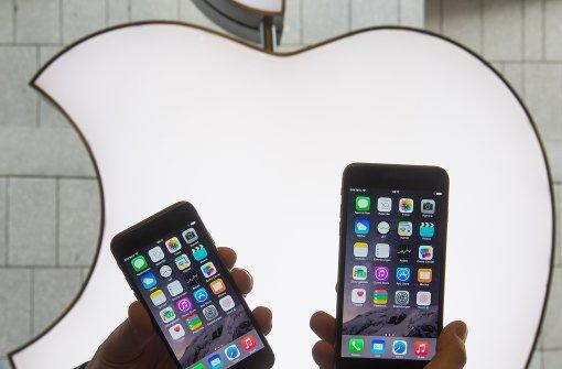Das iPhone 7 steht in den Startlöchern
