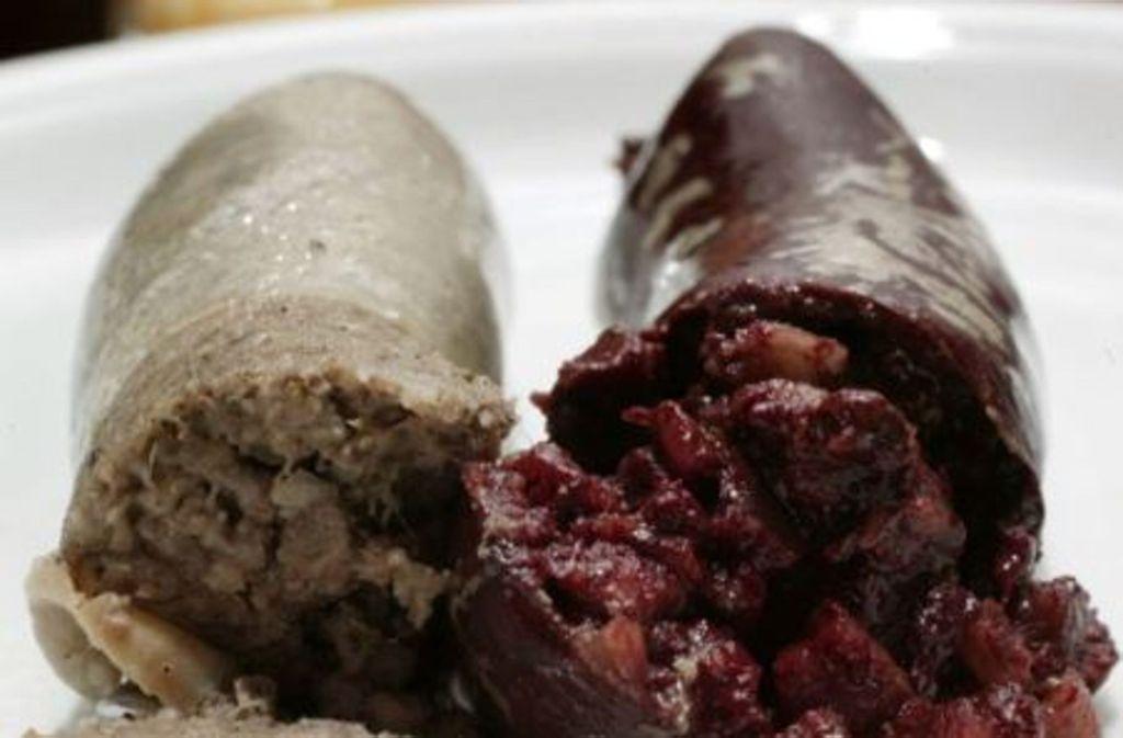Weihnachtsmarkt Typische Speisen.Hirnsuppe Kutteln Und Co Diese Schwäbischen Gerichte Sind Heiß
