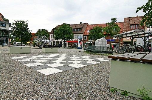 Das Schachspiel soll an die Solitudestraße