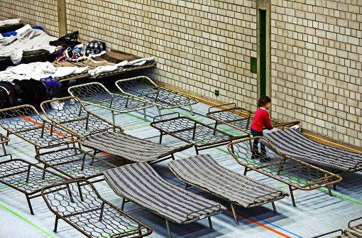 Flüchtlinge: die Lage entspannt sich