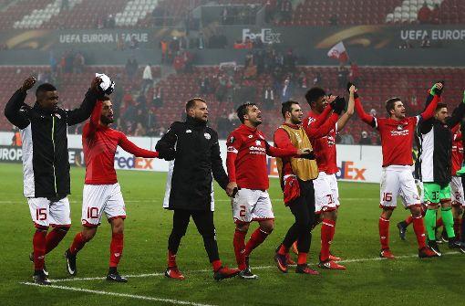 Mainz erringt glanzlosen Sieg gegen FK Qäbälä