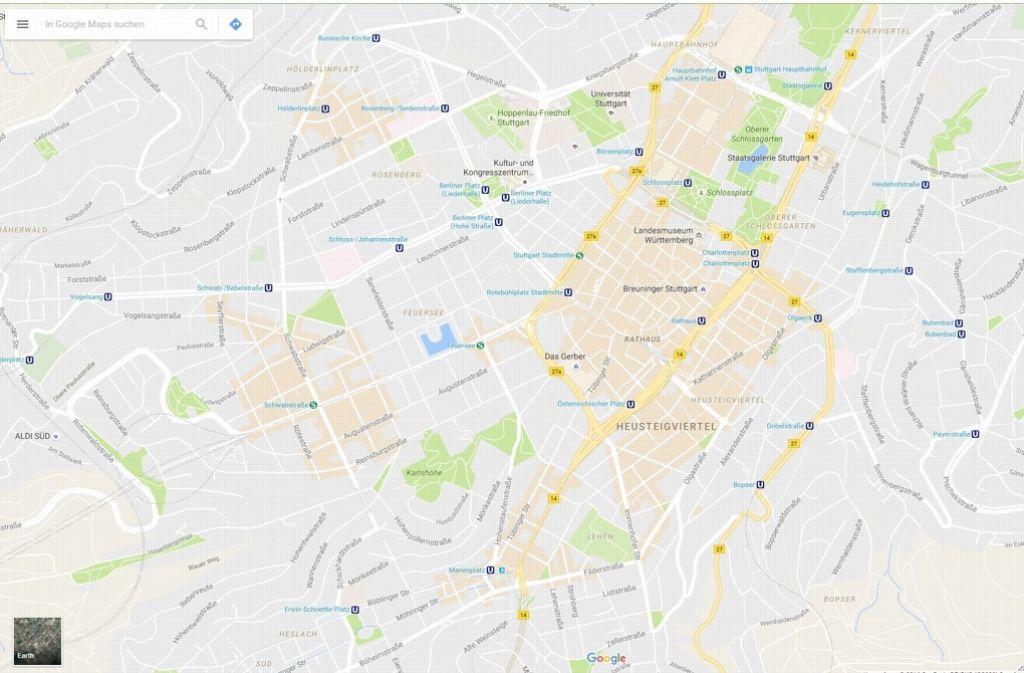 Update des Kartennstes: So sieht das neue Google Maps aus ... on