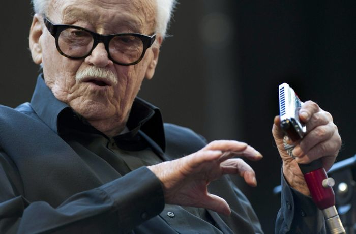 Mundharmonika-Virtuose gestorben: Jazz-Legende Toots Thielemans ist tot