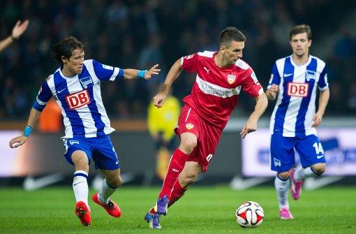 Hosogai verstärkt den VfB