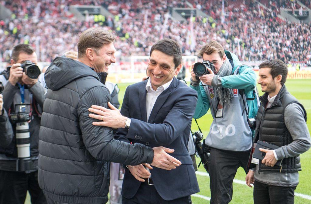 Wer Wird Trainer Beim Vfb Stuttgart