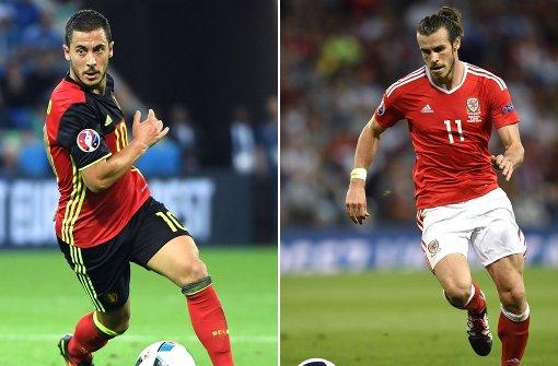 Liveticker Wales gegen Belgien