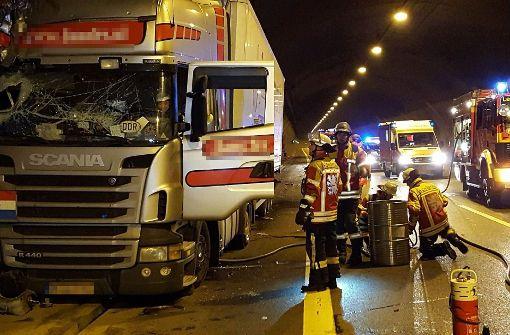 Unfall sorgt für Verkehrschaos