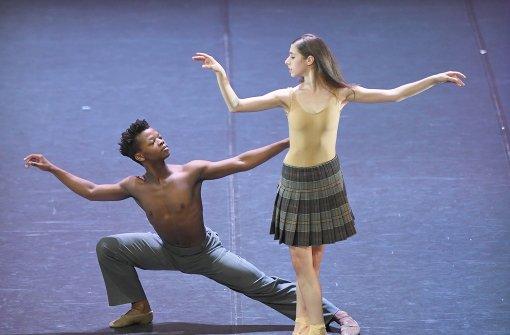 Wer gut tanzen will, braucht Demut