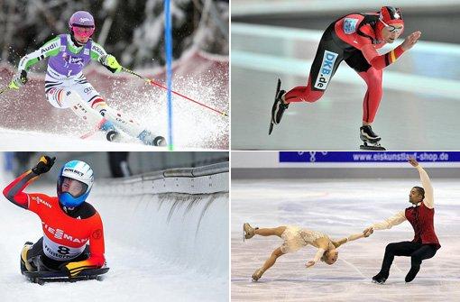 olympische winterspiele 2018 olympische sportarten