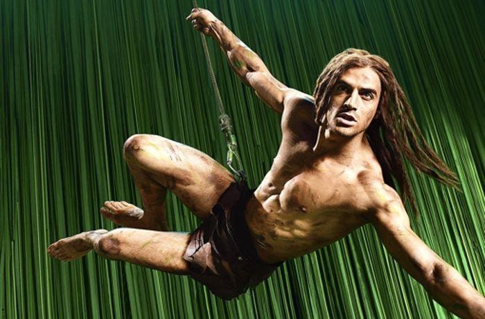 Tarzan Darsteller 2021