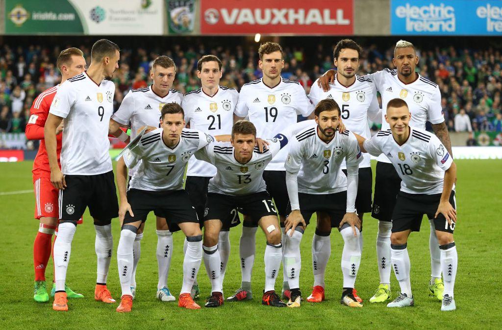 Deutschland Testspiele 2017