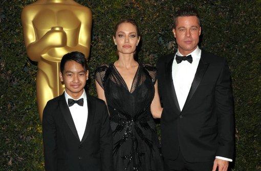 Brad Pitt soll Sohn misshandelt haben