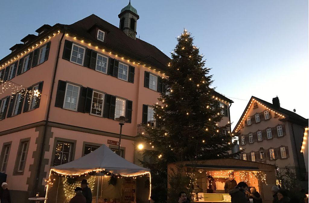 Weihnachtsmarkt Winnenden.Heute Im Rems Murr Kreis Weihnachtsmarkt Und Rock N Roll Rems