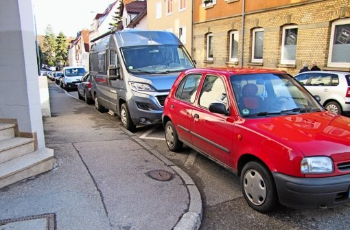Der Dauerparkplatz Degerloch