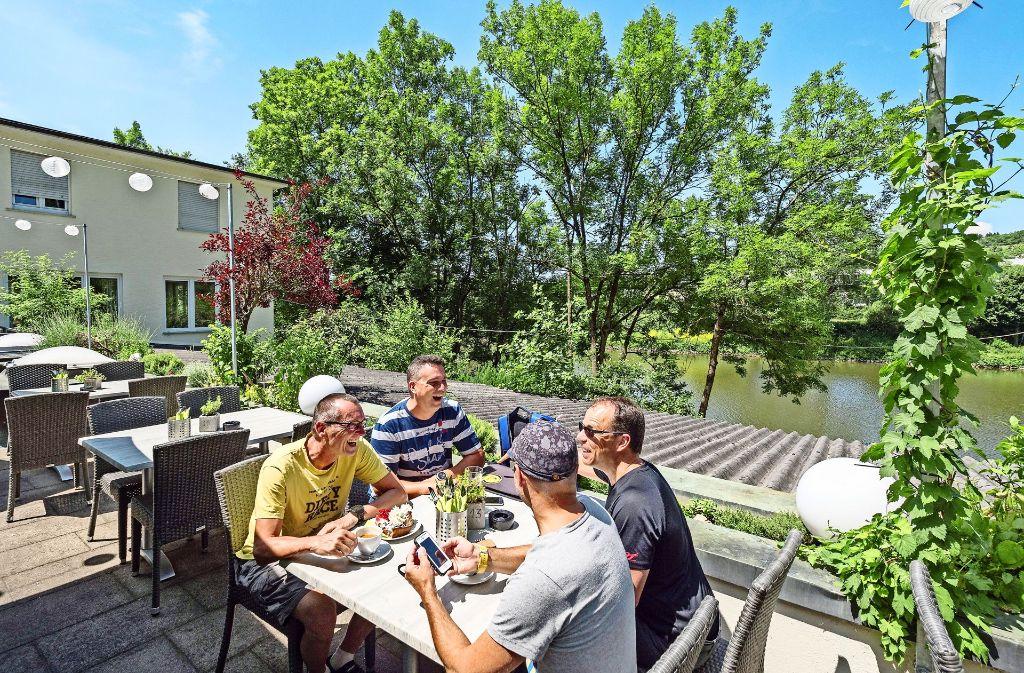 biergarten und sonnenterrassen in ludwigsburg freiluft gastronomie die nicht jeder kennt. Black Bedroom Furniture Sets. Home Design Ideas