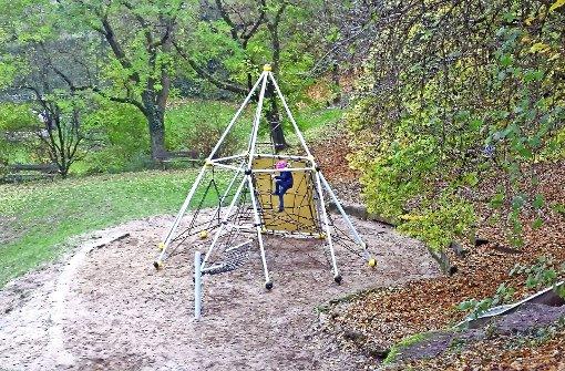 Neue Spielflächen am Steinenberg