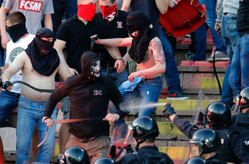 Hooliganismus