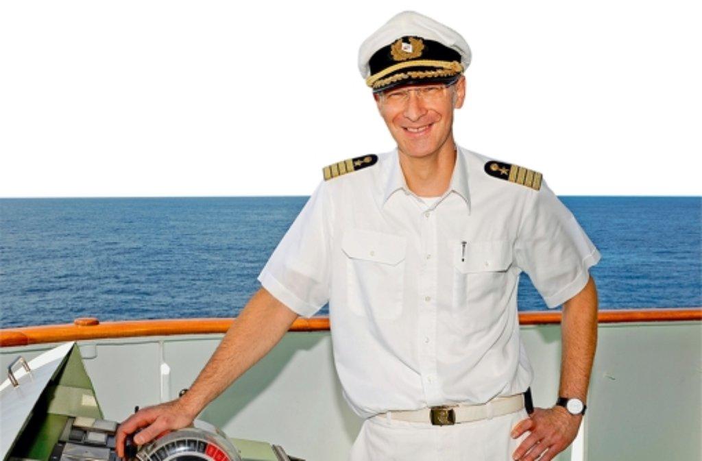 Traumschiff Ich Bin Neidisch Auf Den Tv Kapitän Panorama