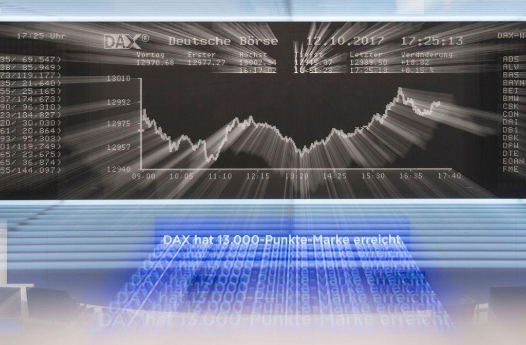 Geldanlage Schwaben Kaufen Gerne Aktien Wirtschaft Stuttgarter