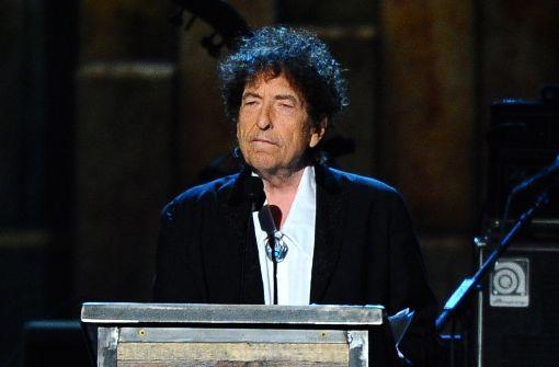 Patti Smith singt für abwesenden Dylan