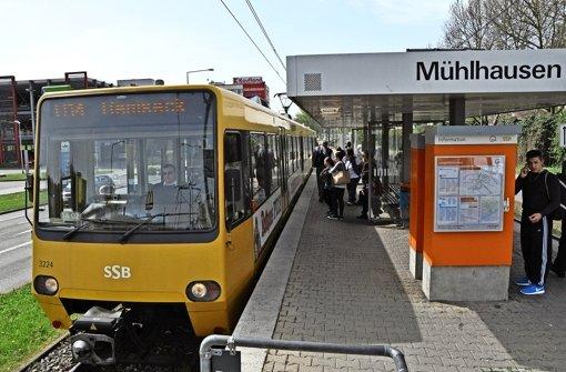 Drittes Gleis fürs Umkehren der Stadtbahn