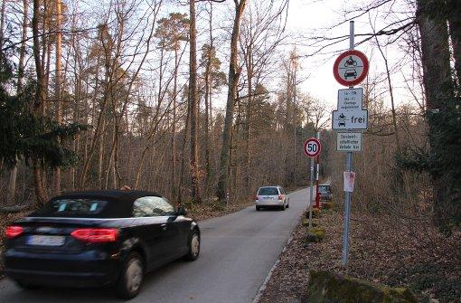 Straßensperrung ist vermutlich rechtens
