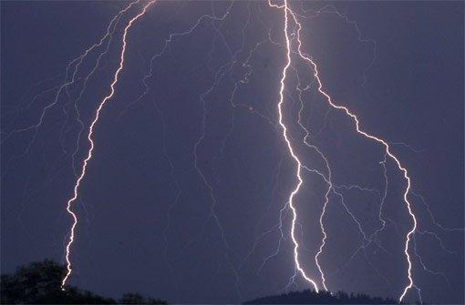 Gefahr von Unwettern steigt