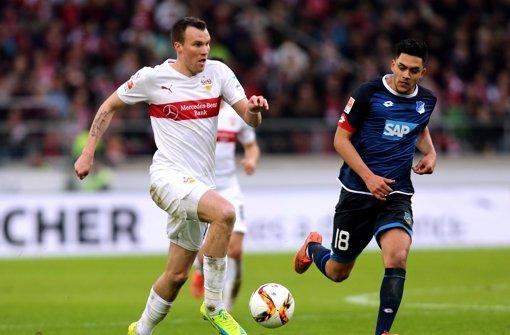 Kevin Großkreutz vom VfB Stuttgart jetzt auch bei Twitter? Foto: Pressefoto Baumann