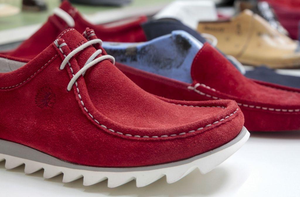 low priced 2ffdd 8b690 Der Schuh-Hersteller Sioux: Der Markt verlangt den ...
