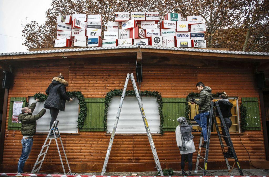 Wann Beginnt Der Weihnachtsmarkt In Stuttgart.Stuttgarter Weihnachtsmarkt Das Müssen Sie Zum Weihnachtsmarkt