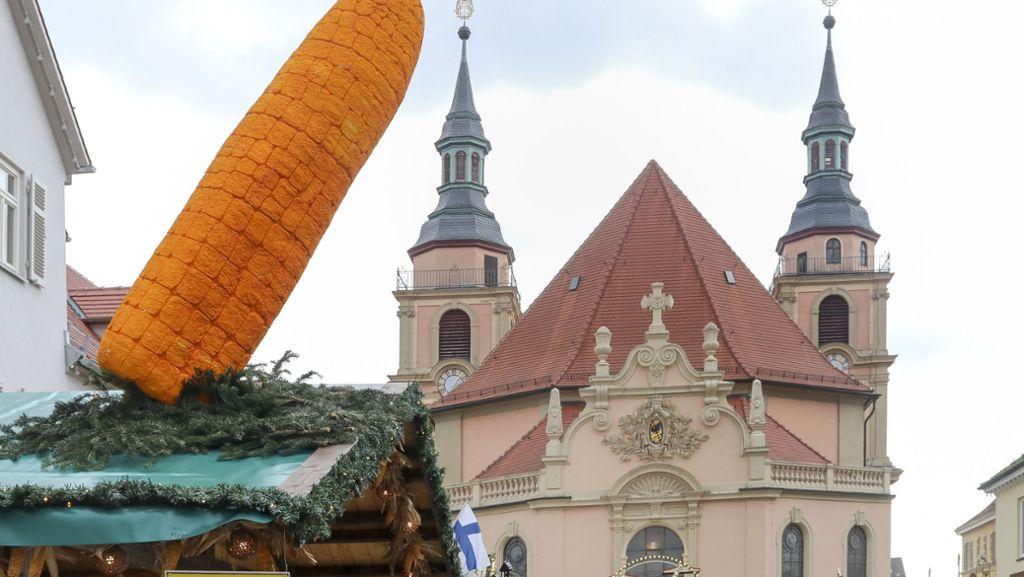 Besuch Auf Dem Weihnachtsmarkt.Besuch Auf Dem Weihnachtsmarkt In Ludwigsburg Alle Jahre Wieder
