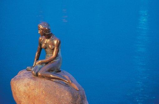 Linke Listen, Gotthardtunnel  und die Meerjungfrau