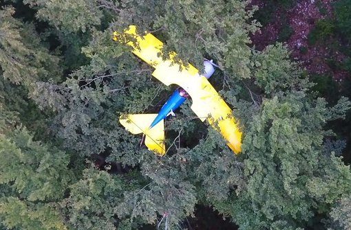 Pilot muss für seine Rettung 18 000 Euro zahlen