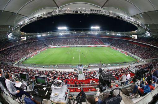 Stuttgart Fußballstadion