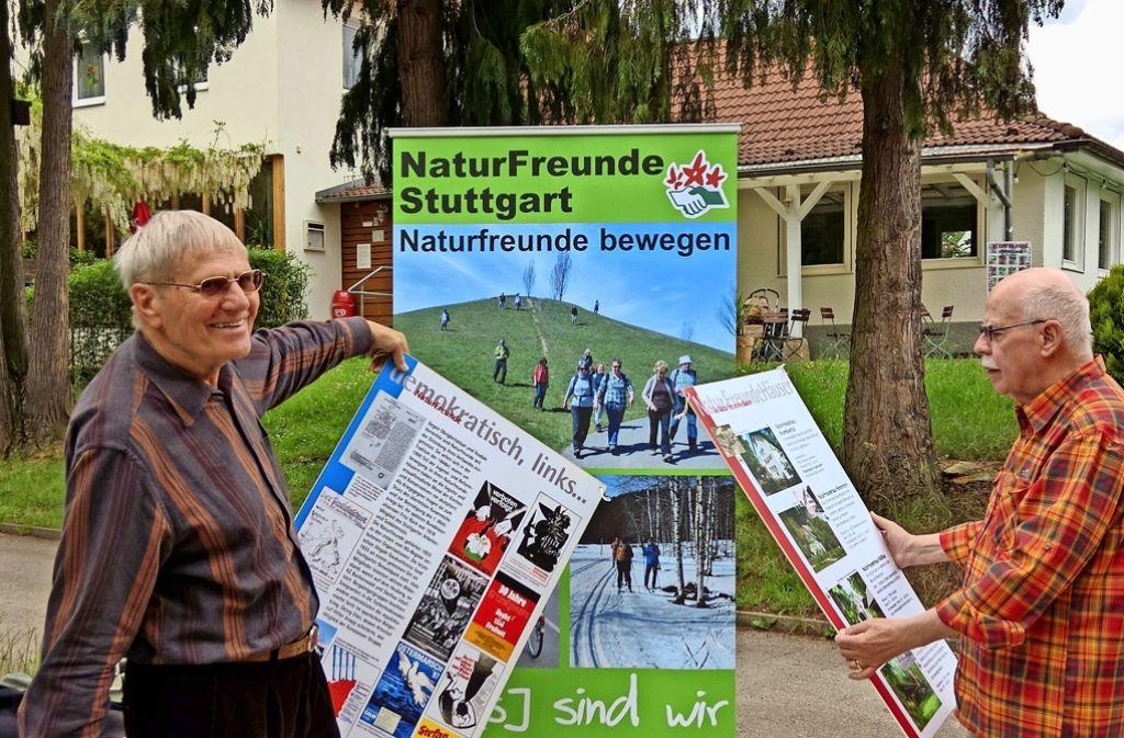 Naturfreunde bekanntschaften
