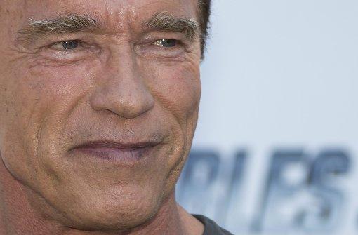 Arnold Schwarzenegger bekommt Schelte von der Polizei