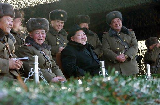 """US-Sanktionen gegen Kim eine """"Kriegserklärung"""""""