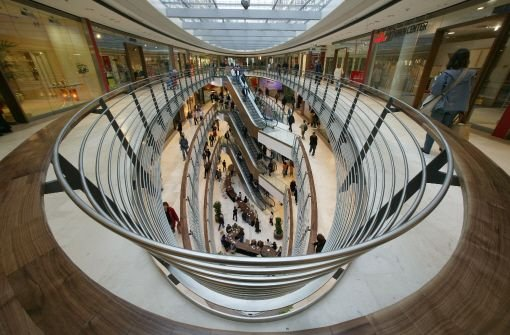 Video umfrage braucht stuttgart ein mega einkaufszentrum for Einkaufszentrum stuttgart