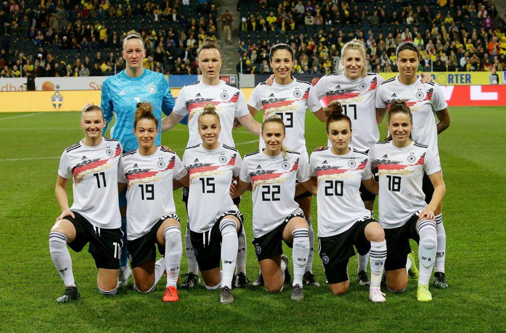 FuГџball Wm Frauen 2021
