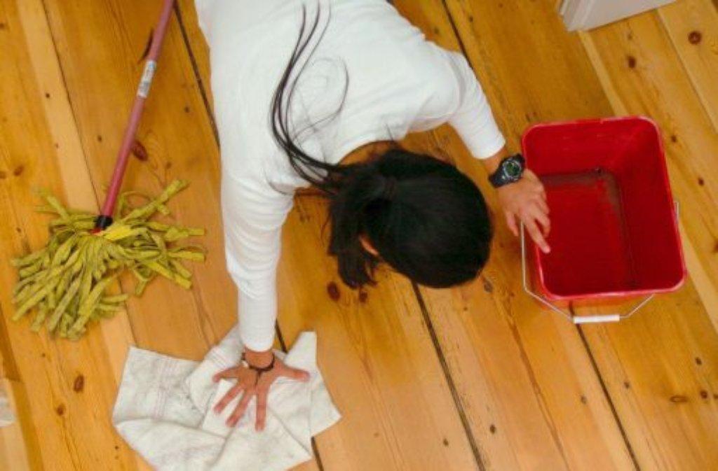 Wie mache ich mich selbständig als putzfrau