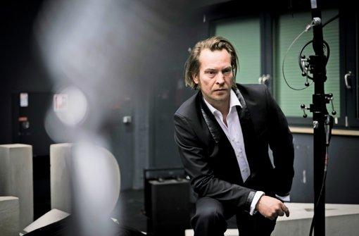 Der Schauspieler Manuel Harder (44). Foto: Lichtgut/Max Kovalenko
