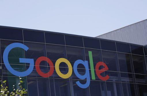 Der Grosskonzern Google Sparte 2017 Mehrere Milliarden Durch Steuerschlupflocher Foto AP